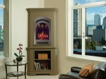 21 Electric Fireplace