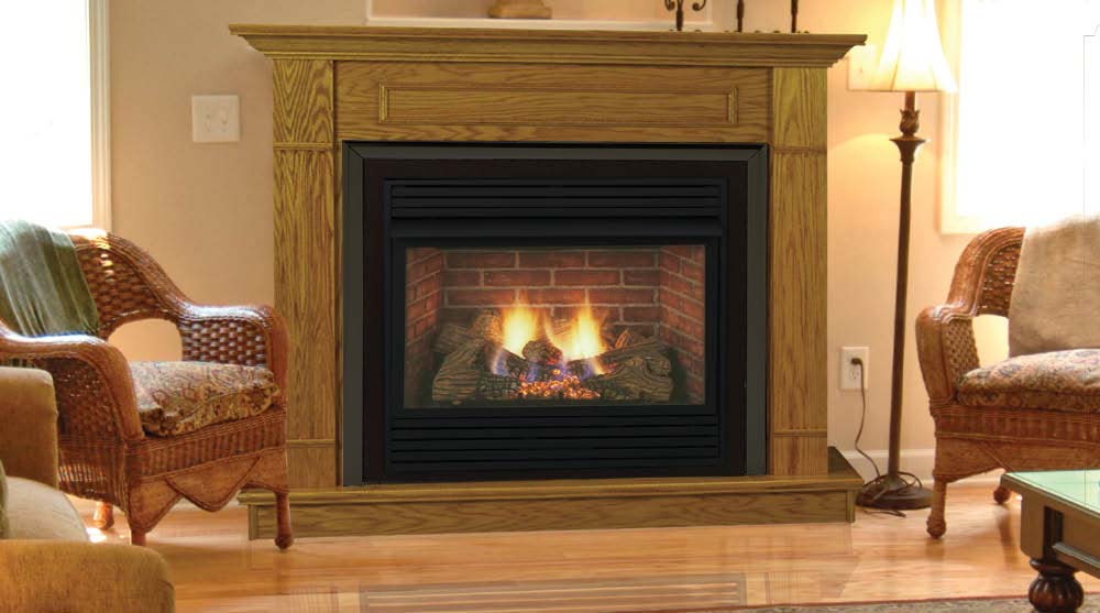 DFS Series Vent Free Gas Fireplace | Heritage Fireplace Showroom