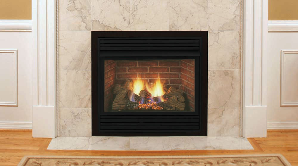 dfs vent free fireplace2 - Ventless Gas Fireplaces