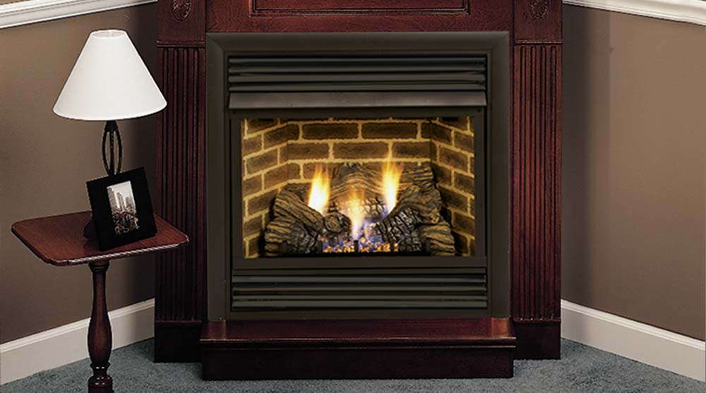 Dfx Series Vent Free Gas Fireplace Heritage Fireplace