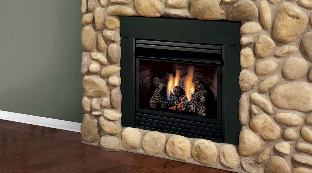 Dis33 Series Vent Free Gas Insert Heritage Fireplace Showroom
