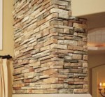 Blended Textures Heritage Fireplace Showroom
