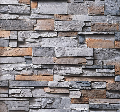 Pro Fit 174 Ledgestone Heritage Fireplace Showroom